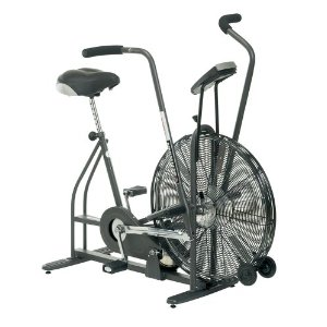 Schwinn Airdyne AD4 Upright Exercise Bike Review